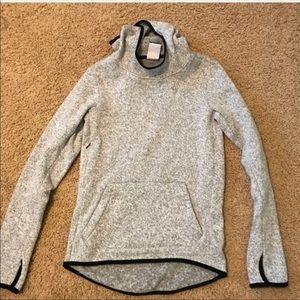 Fleece Nike sweatshirt